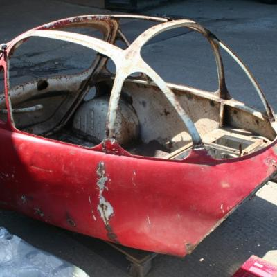Heinkel Bubble Car