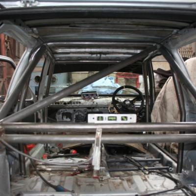 VW Track Day Roll Cage